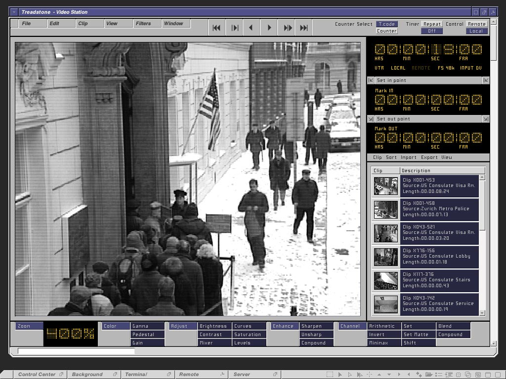 BourneIdentity Treadstone Spy Game