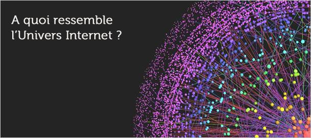 A quoi ressemble l'Univers Internet ?