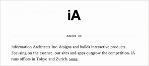 IA-information-architects