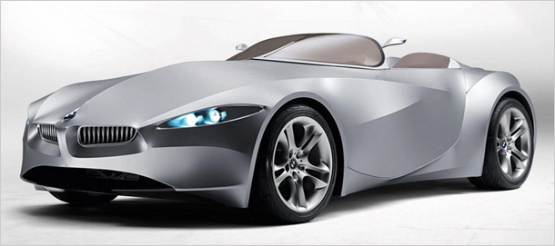 Esthétique naturelle : BMW présente Gina