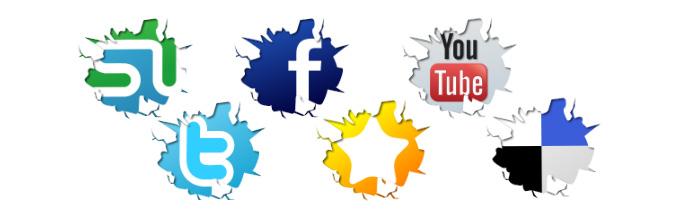 Le poids des réseaux-sociaux dans le référencement (SEO)