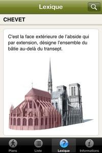 Lexique sur l'architecture gothique à Paris
