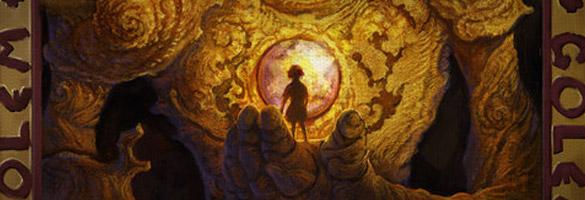 Le nouveau jeu des studios Moonbot : The Golem