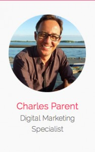 Charles Parent - Digital Marketing