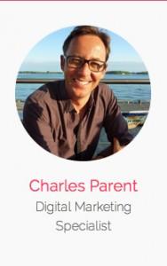 Charles Parent - Digital Marketing