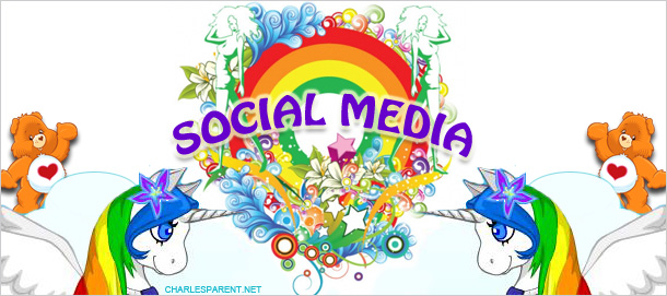 Social media advice – Unicorns and Rainbows ?