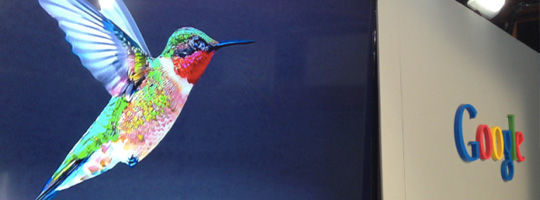 Google Hummingbird s'adapte aux requêtes complexes