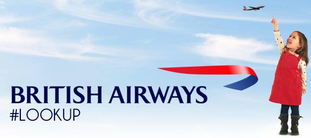 British Airways lance une campagne innovante en temps réel