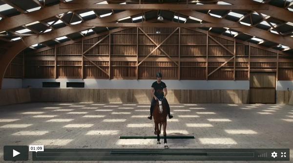 Horse Pilot - équipement pour cavalier: pantalon, veste, chemise, airbag